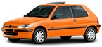 Ripartitore di frenata originali PEUGEOT 106