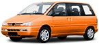 Fix PEUGEOT 806 Hjulleje - video undervisninger