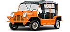 Regolatore di frenata originali ROVER MINI-MOKE