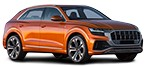 Explore how to fix your AUDI Q8 with our detailed guides