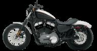 Moottoripyörän osat HARLEY-DAVIDSON MC SPORTSTER -malliin
