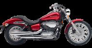 Moottoripyörän osat HONDA MOTORCYCLES VT -malliin