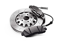 ISUZU Brake System car parts in original quality