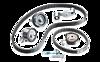 Achetez des pièces détachées originales Commande à courroie et économisez jusqu'à 70%