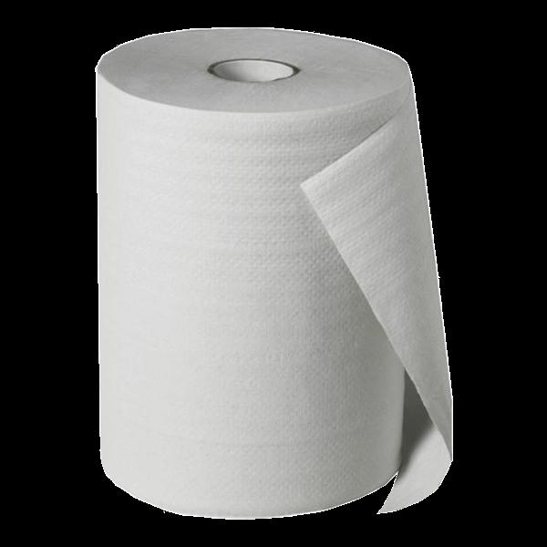 Rollos de toallitas de papel