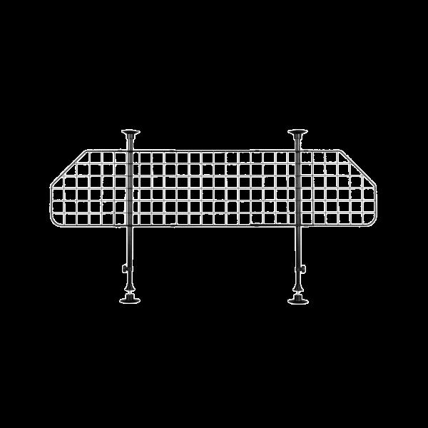 Autonetz für Hunde