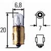 Lastbil Glödlampa, innerbelysning