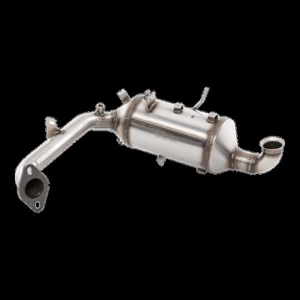 Ruß- / Partikelfilter, Abgasanlage