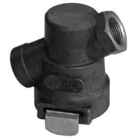 LKW Leitungsfilter, Druckluftanlage