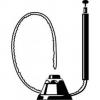 Telescopio antenna camion