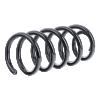 AF-1266 OPTIMAL Bakaxel L: 378mm, Ø: 124mm, Tjocklek: 12mm Spiralfjäder AF-1266 köp lågt pris
