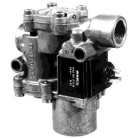 LKW Ventil, ABS-Regelung