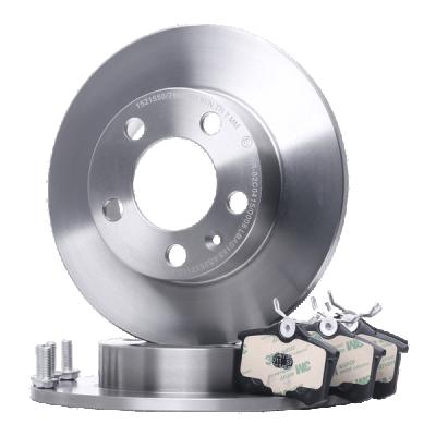 Bremsensatz, Scheibenbremse 3405B0417 — aktuelle Top OE 34 116 854 996 Ersatzteile-Angebote