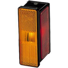 LKW Lichtscheibe, Seitenmarkierungsleuchte