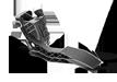 Lastbil Sensor, gaspedalläge