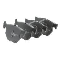 Bremsbelagsatz, Scheibenbremse QP7181 — aktuelle Top OE 1 207 104 Ersatzteile-Angebote