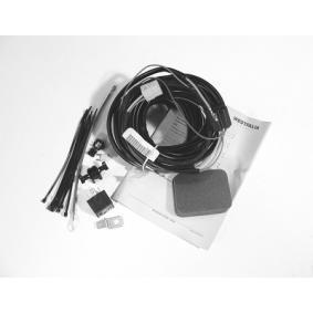 Câble de conduction de la charge, dispositif d'attelage