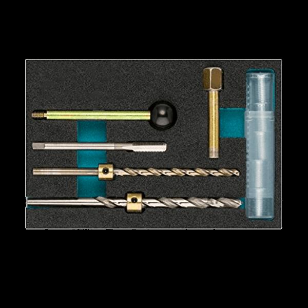 Tool Assortment, thread insert