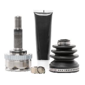 LPR: Original Antriebswellen & Gelenke KVL726 (Außenverz.Radseite: 36, Innenverz. Radseite: 27, Zähnez. ABS-Ring: 48) mit vorteilhaften Preis-Leistungs-Verhältnis
