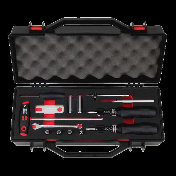 Værktøjssæt, dæktryk-kontrolsystem