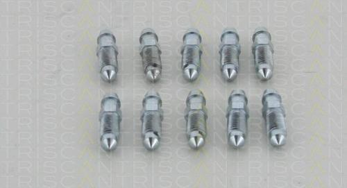 Lastbil Luftningsskruv / -ventil, bromsok