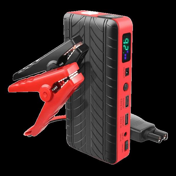 Batterielader / -starter