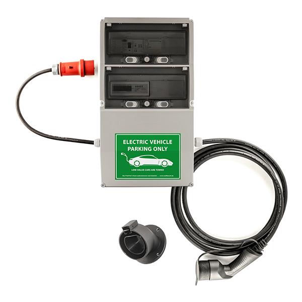 Stromzähler, Ladestation (Elektrofahrzeug)