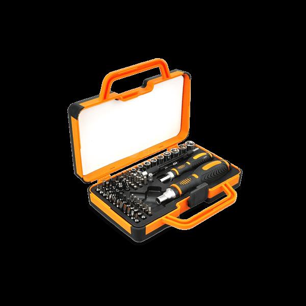 Kit de destornilladores de puntas