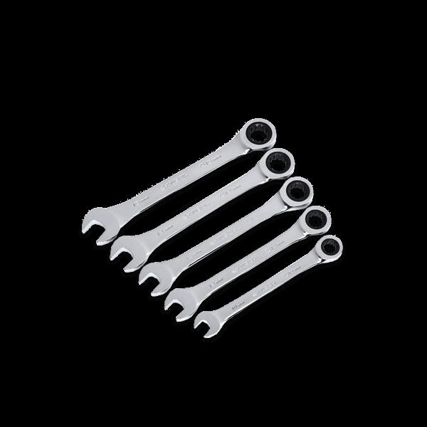 Ratschen-Ringgabelschlüsselsatz