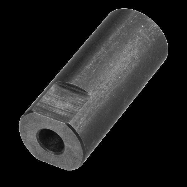 Casquillo de perforación, extractor de pernos