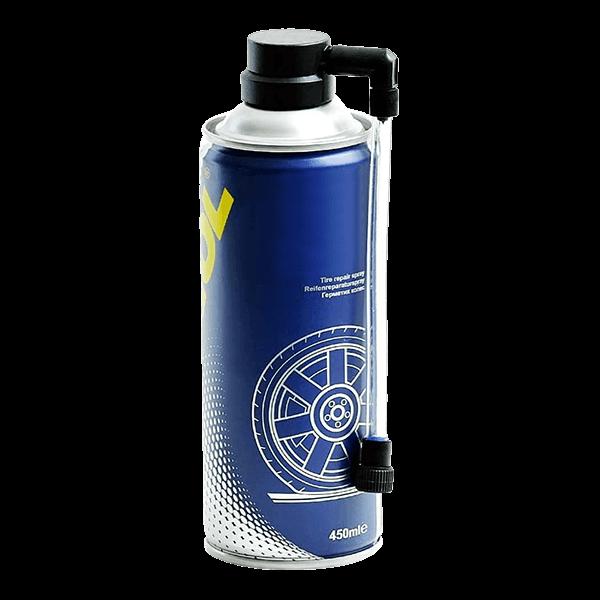 Gumijavító spray
