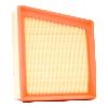 0072427182 KNECHT Filterinsats Luftfilter LX 3424 köp lågt pris