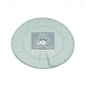 Disque de tachographe