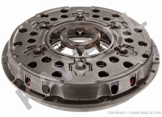 KAWE Kupplungsdruckplatte für AVIA - Artikelnummer: 6012