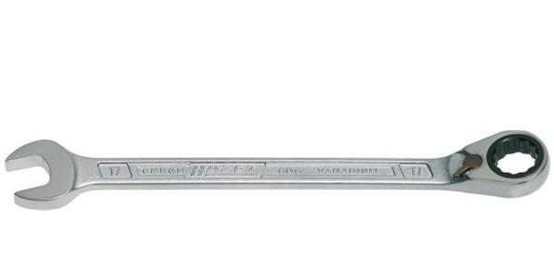 HAZET Clé à fourche et polygonale à cliquet 606-10 à prix réduit — achetez maintenant!