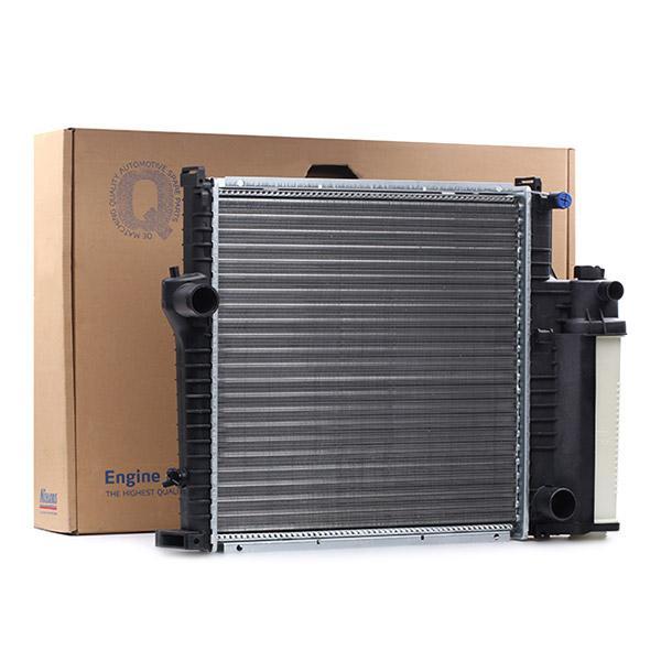 60623 NISSENS ohne Rahmen, Kühlrippen mechanisch gefügt, Aluminium Kühler, Motorkühlung 60623 günstig kaufen