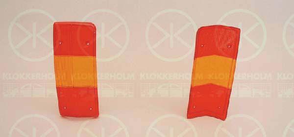 Componenti luce posteriore 60650752A1 KLOKKERHOLM — Solo ricambi nuovi