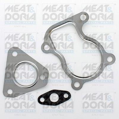 MEAT & DORIA Juego de montaje, turbocompresor