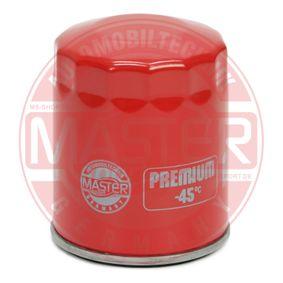 440061030 MASTER-SPORT mit einem Rücklaufsperrventil Innendurchmesser 2: 54mm, Ø: 66mm, Außendurchmesser 2: 62mm, Höhe: 90mm Ölfilter 610/3-OF-PCS-MS günstig kaufen