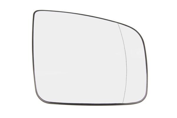 Original MERCEDES-BENZ Rückspiegelglas 6102-02-2001824P