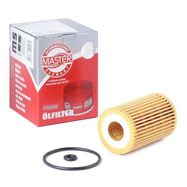 440006100 MASTER-SPORT mit Dichtungen Innendurchmesser: 22mm, Ø: 52mm, Höhe: 78mm Ölfilter 610X-OF-PCS-MS günstig kaufen
