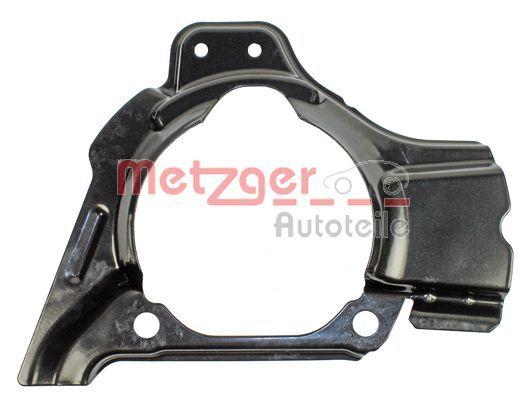 METZGER: Original Bremsscheiben Schutzblech 6115083 ()