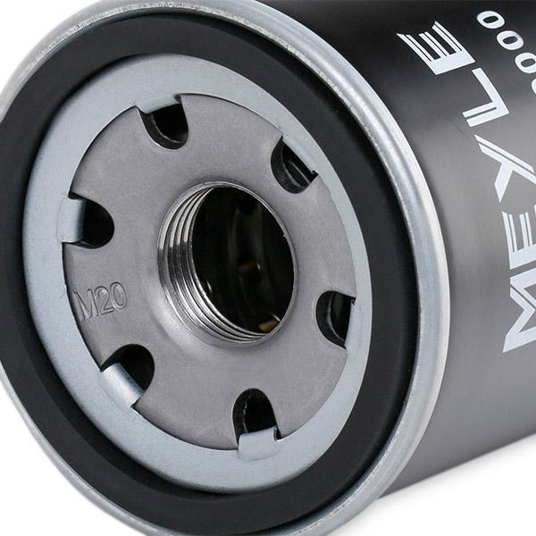 614 322 0000 Filter MEYLE - Markenprodukte billig