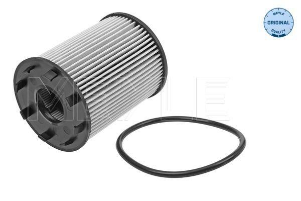 MOF0183 MEYLE mit Dichtung, Filtereinsatz, ORIGINAL Quality Innendurchmesser: 24,5mm, Ø: 65mm, Höhe: 83mm Ölfilter 614 322 0006 günstig kaufen