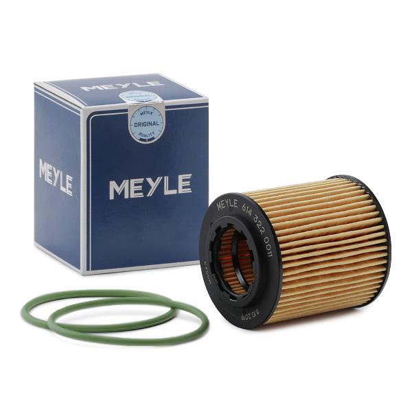 MEYLE | Alyvos filtras 614 322 0011