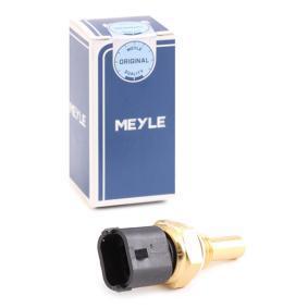 MEX0453 MEYLE MEYLE-ORIGINAL Quality, grau SW: 19, Pol-Anzahl: 2-polig Sensor, Kühlmitteltemperatur 614 899 0038 günstig kaufen