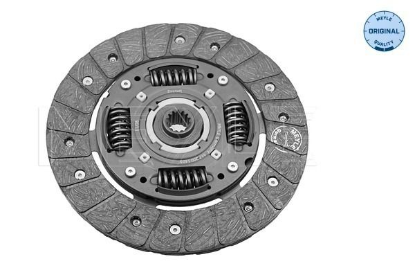 Buy original Clutch disc MEYLE 617 200 1403