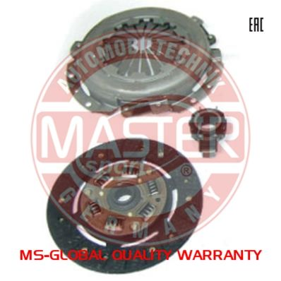 Clutch kit 620060300-SET/3/-MS MASTER-SPORT — only new parts