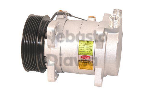 Original JAGUAR Klimakompressor 62015209A