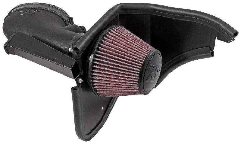 K&N Filters: Original Sportluftfilter 63-1116 ()